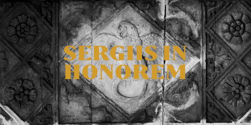 AMI – Otvorenje izložbe SERGIIS IN HONOREM