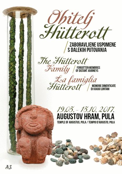 AMI –  Otvorenje izložbe 'Obitelj Hütterott – Zaboravljene uspomene s dalekih putovanja' (PRESS)